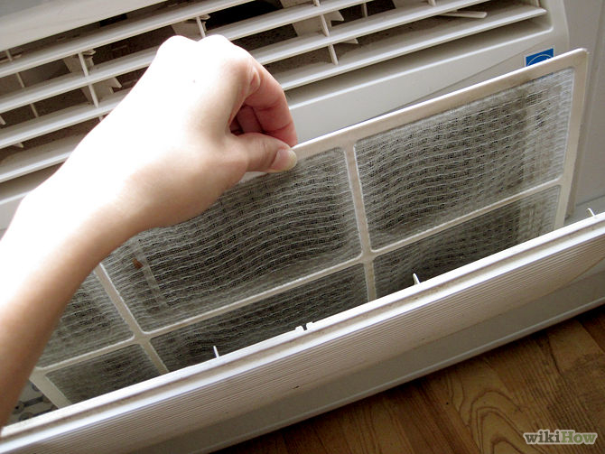 mengganti filter air conditioner floor standing air conditioner. Black Bedroom Furniture Sets. Home Design Ideas